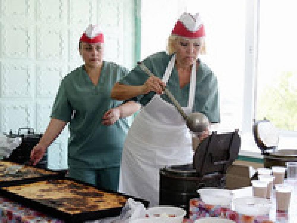 В следующем году власти Феодосии планируют сделать капитальный ремонт пищеблоков еще пяти школ