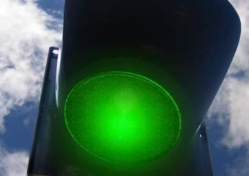 В Саки налажен режим работы светофоров