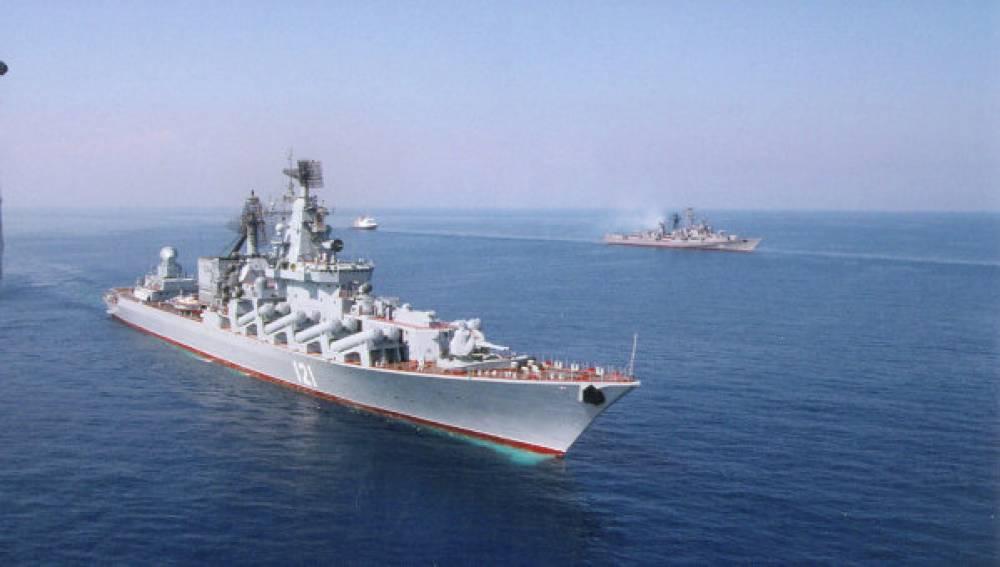В Керченском проливе обезврежены «террористы»