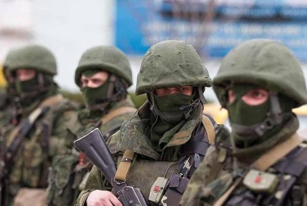 Морские пехотинцы Черноморского флота проводят боевые стрельбы на крымских полигонах