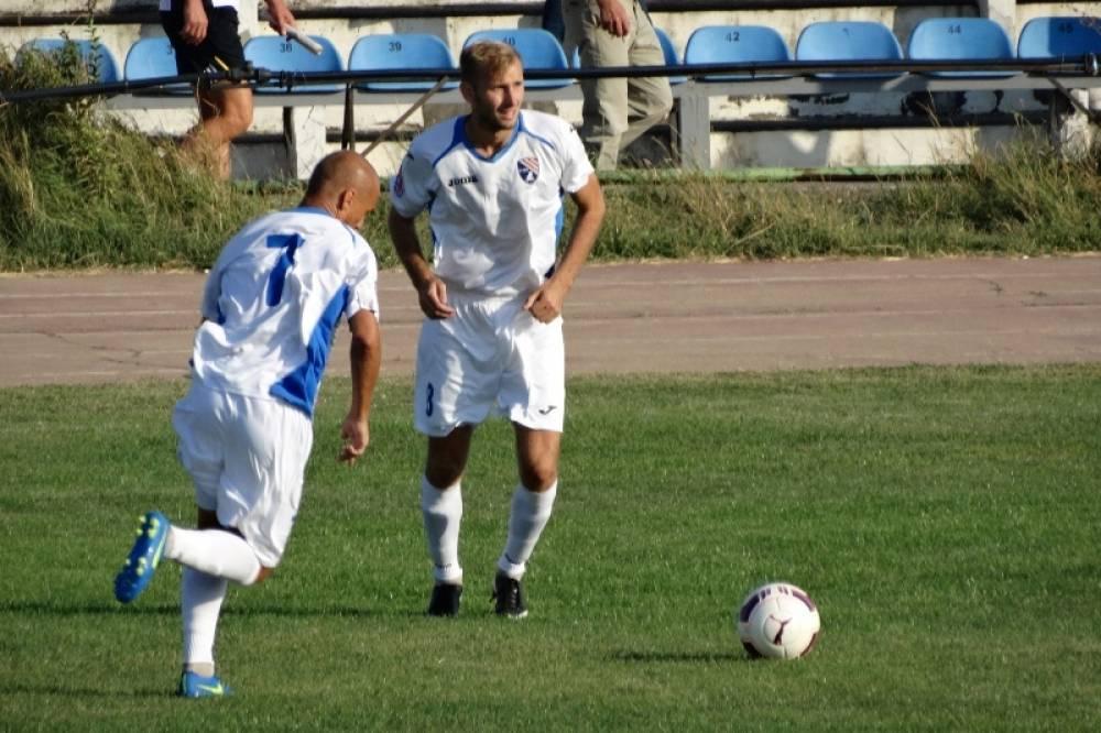 Симферопольская «ТСК-Таврия» стала новым лидером крымского футбольного чемпионата (ФОТО)