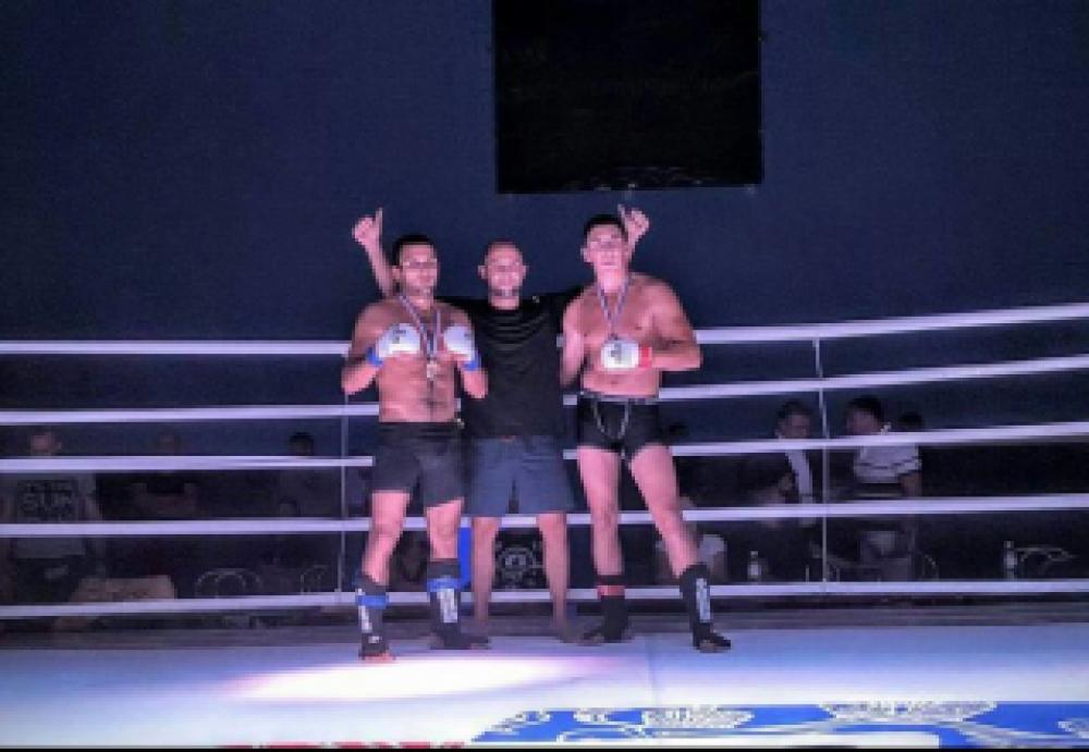 Феодосийские бойцы заняли призовые места на республиканском турнире по ММА