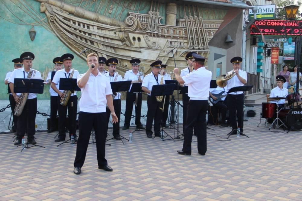 В Феодосии выступит оркестр