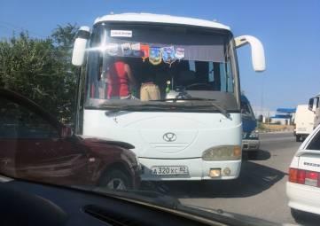 ДТП с автобусами продолжаются