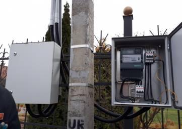 Аксёнов поручил за неделю составить график установки электросчетчиков у жителей садовых товариществ