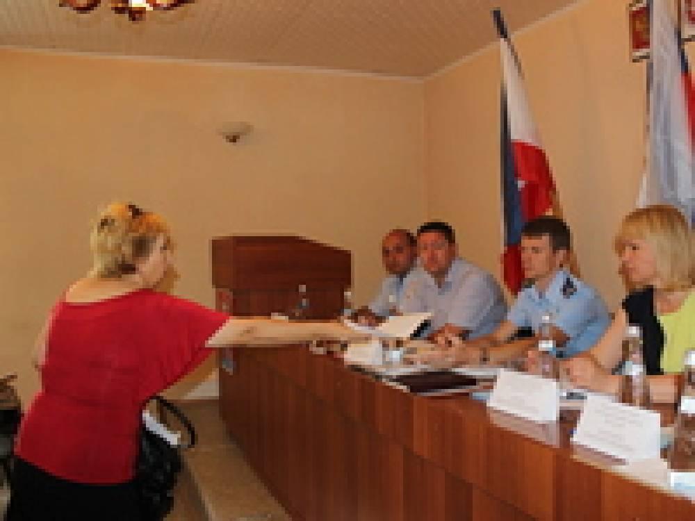 Прокуратура и руководство города провело совместный прием граждан