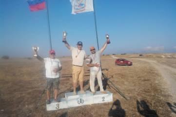 В Феодосии состоялись соревнования по авиамоделированию
