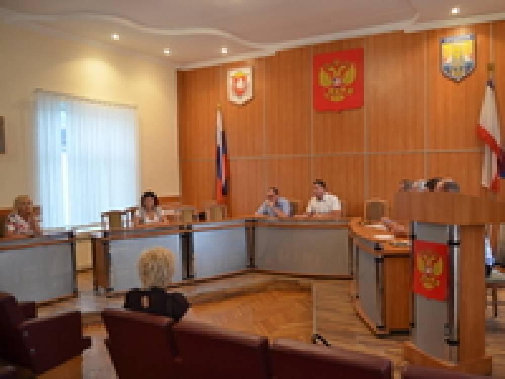 Вчера, 8 сентября, прошло очередное заседание комиссии по транспорту и безопасности движения