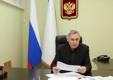 Парламент Крыма назначил Гафарова заместителем председателя Госсовета
