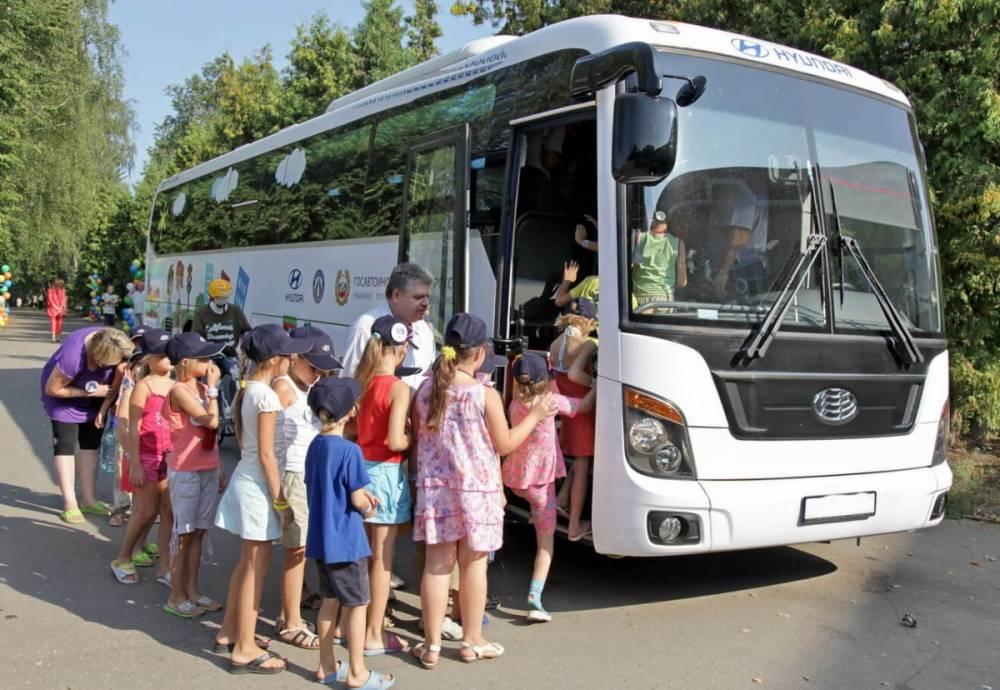 Приехавших в Феодосию детей отправили назад
