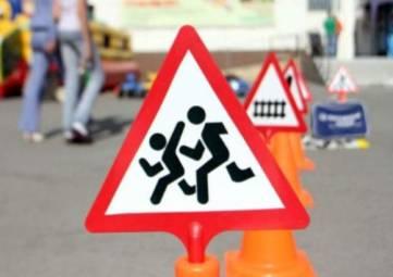 В Феодосии не следят за безопасностью дорожного движения