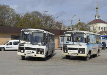 Медведев заявил о необходимости обновления парка пассажирского транспорта в Крыму