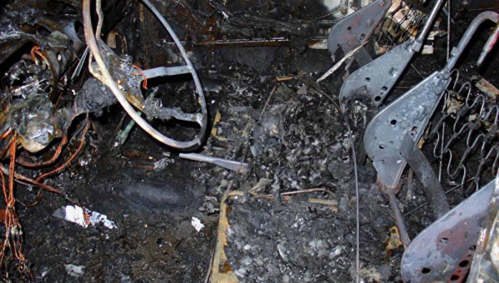 Автопожары в Крыму: ночью сгорели машина и прицеп