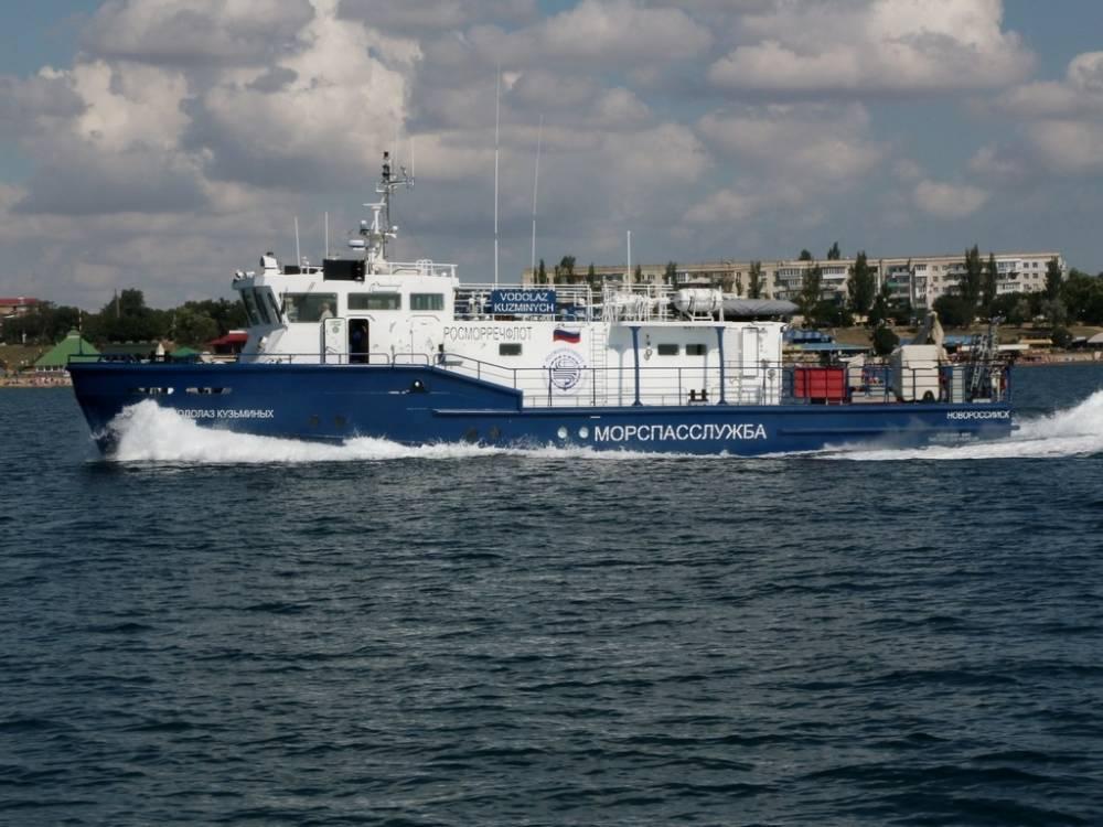 В Феодосии завод «Море» построил спасательный катер