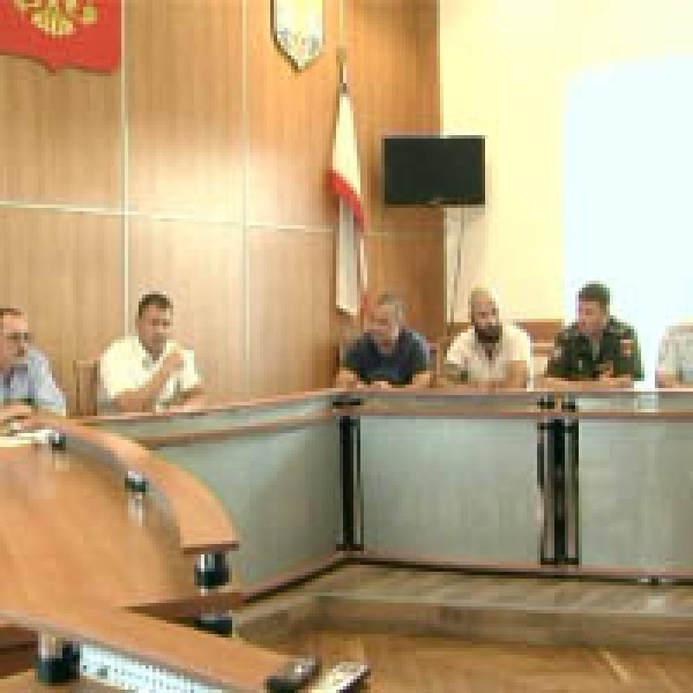 Очередное заседание транспортной комиссии прошло в Феодосии