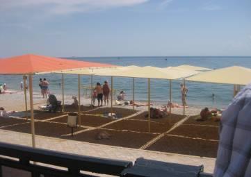 Пляжи в Крыму преображаются