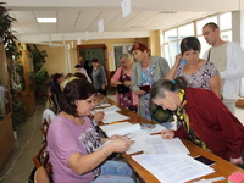 В Феодосии проходят дополнительные выборы