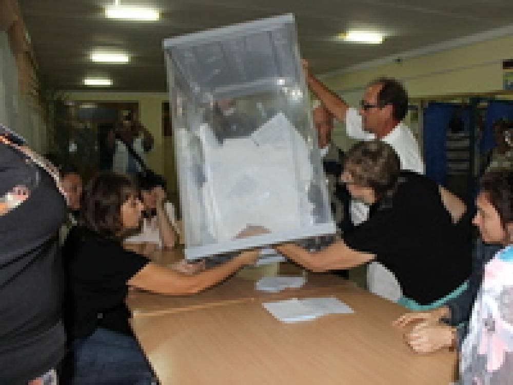 Выборы состоялись