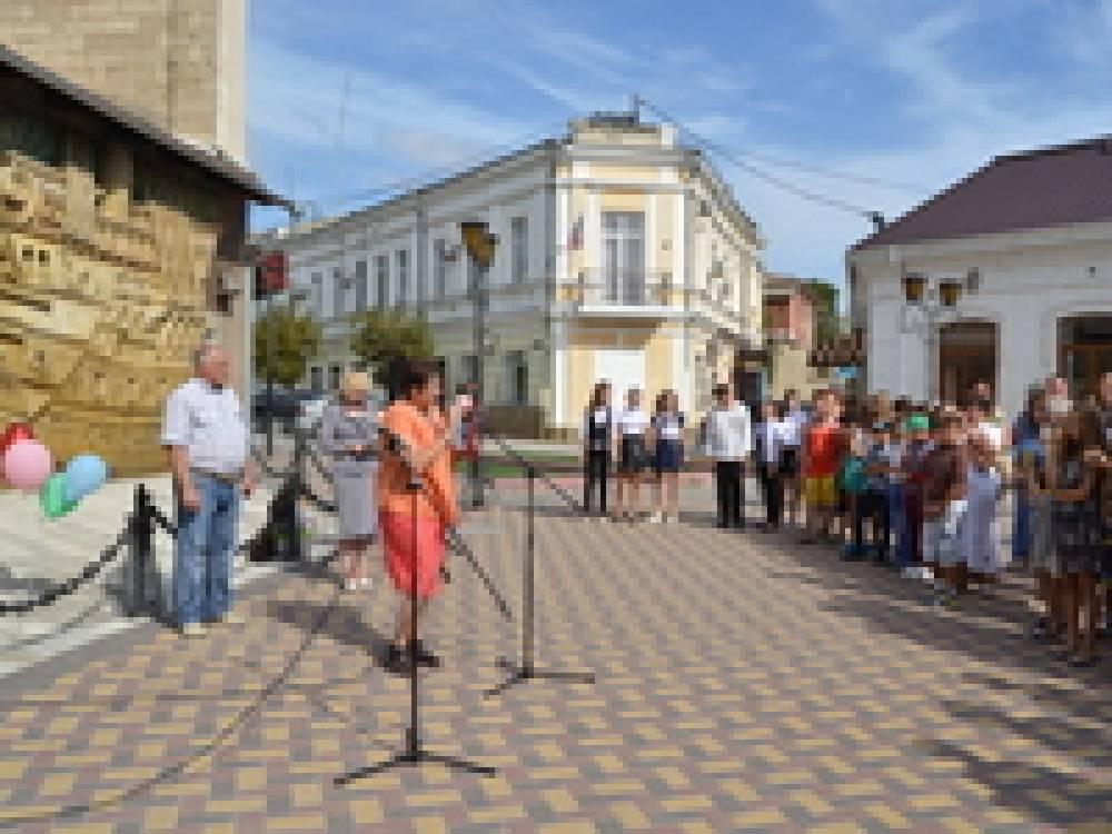 В Феодосии открылся IV Международный поэтический фестиваль «Алые паруса-2015»