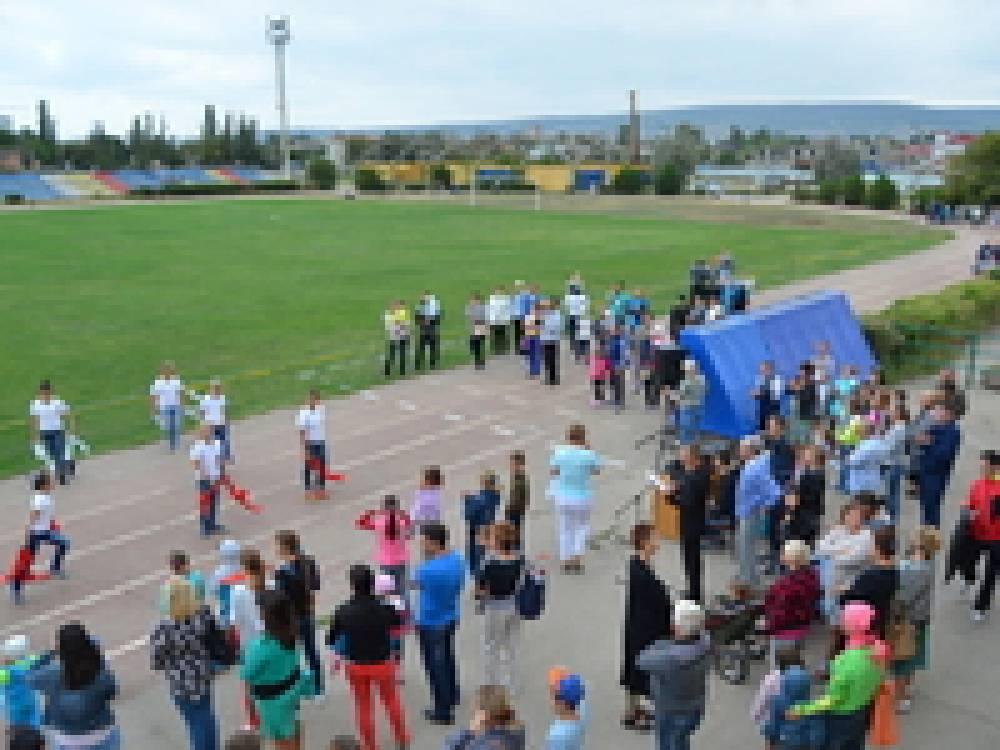 В Феодосии открылся XIX Фестиваль воздухоплавания «Воздушное братство»