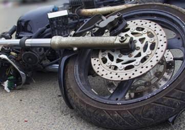В Береговом сбили мотоциклиста