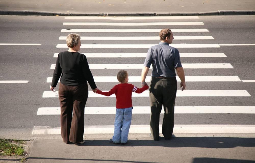 В Джанкое учат пешеходов