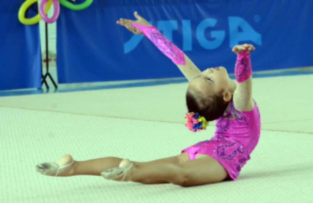 Торжественное открытие традиционного турнира по художественной гимнастике «Грации Киммерии» пройдет в концертном зале «Звездный»