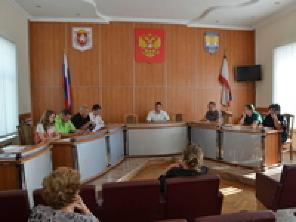 В Феодосии оштрафовали нарушителей благоустройства города