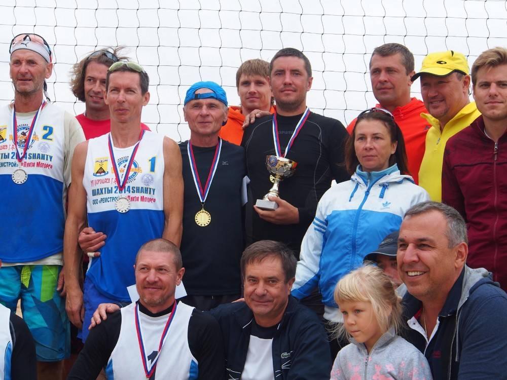 В Феодосии состоялся традиционный волейбольный турнир по пляжному волейболу