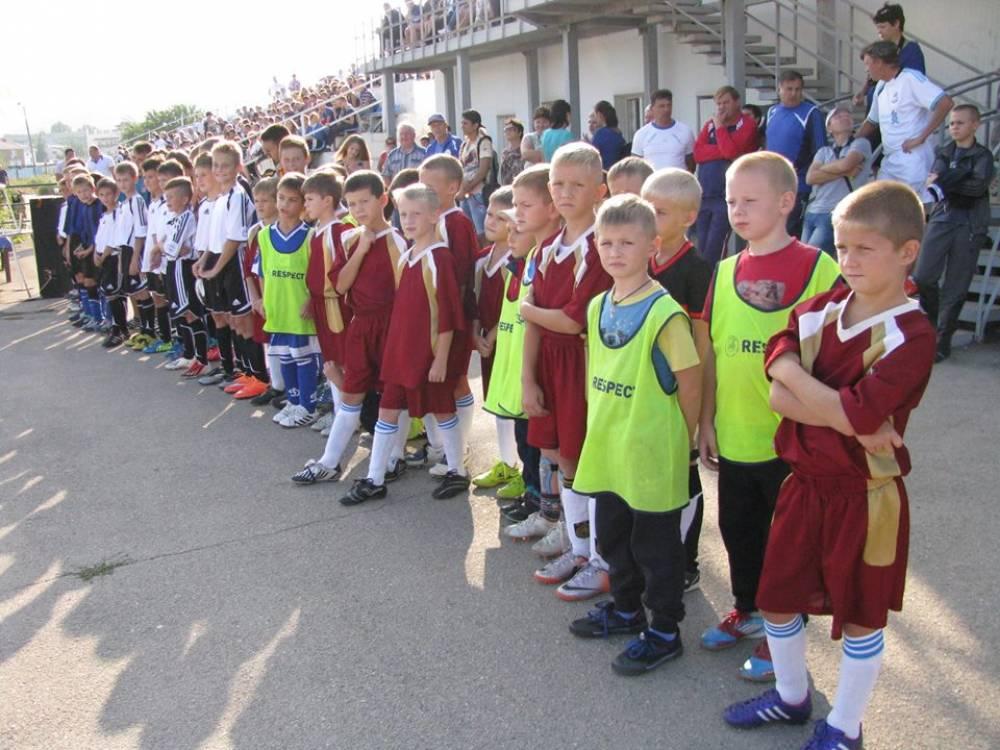 «Олимпийские легенды – детям России» в Феодосии