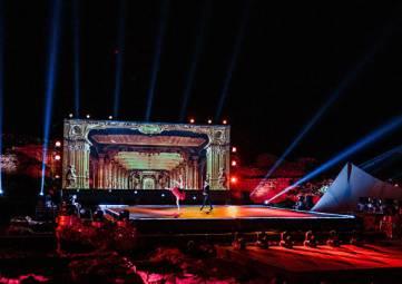 Мировые звезды и вип-гости: Херсонес стал центром классической культуры