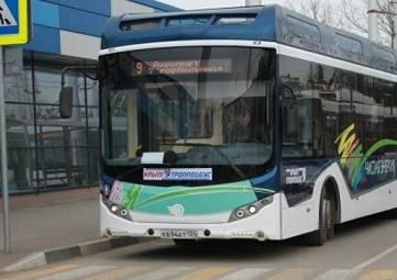На электробусе по полуострову: Крым закупит 100 новых машин