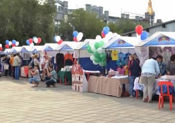 650 ярмарок по всему Крыму пройдёт в августе