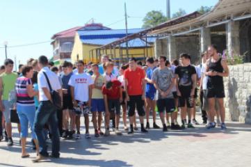 В Приморском отметили День здоровья (ФОТО)