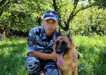 «Собачья работа»: чем занимается хвостатый полицейский по имени Юта?