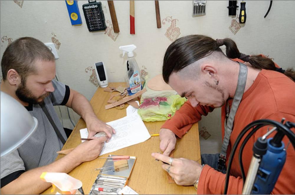 Инвалиды Феодосии готовятся к реализации ряда проектов на базе своей мастерской