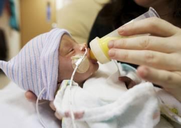 В крымской больнице не хватало питания малышам