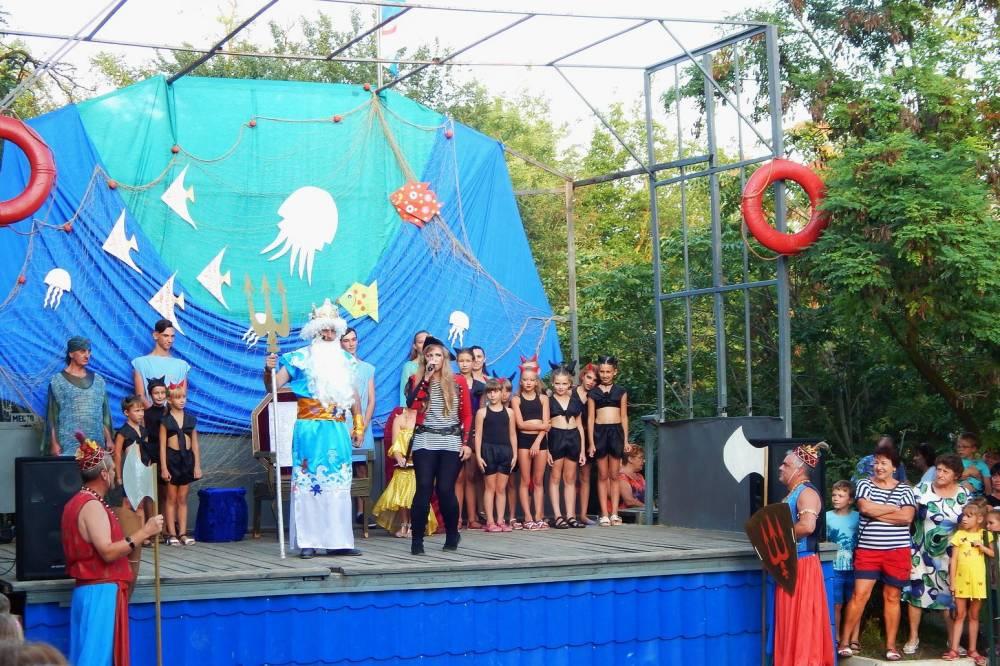 День Нептуна в Приморском