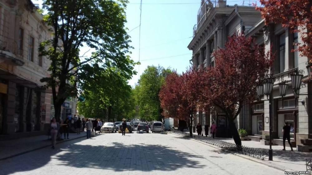 Вторая очередь реконструкции улицы Пушкина идёт с опережением графика