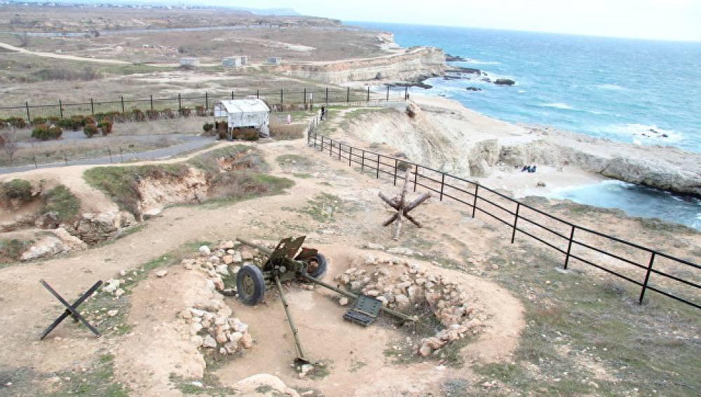 Севастопольская 35-я береговая батарея встретила миллионного посетителя