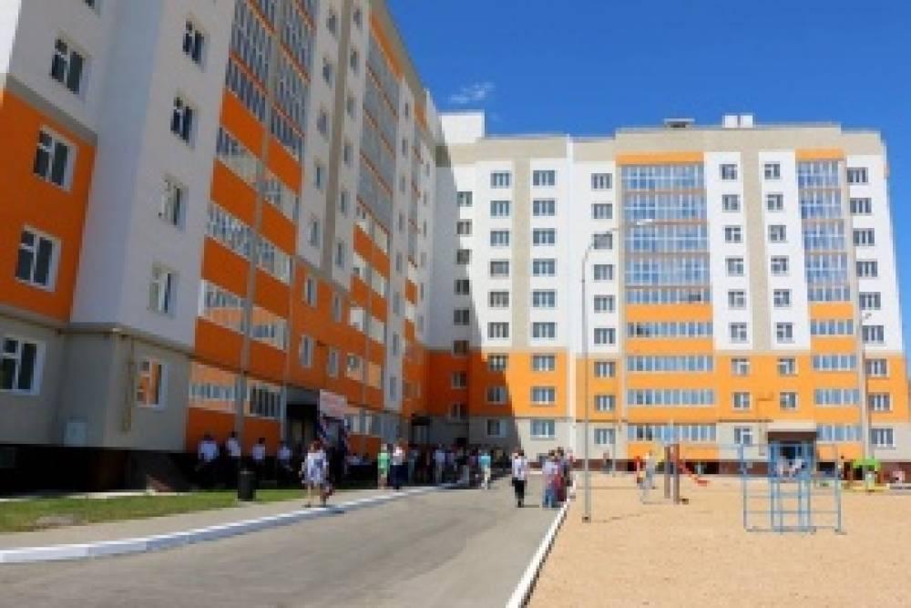 В Керчи построили дом для работников завода «Залив»
