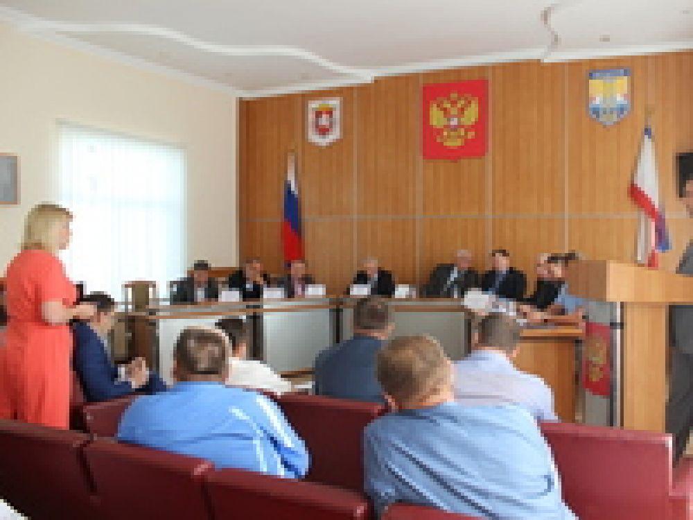 О водоснабжении Восточного Крыма говорили в Феодосии