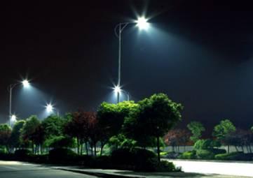 Феодосия планирует освещать улицу светодиодами
