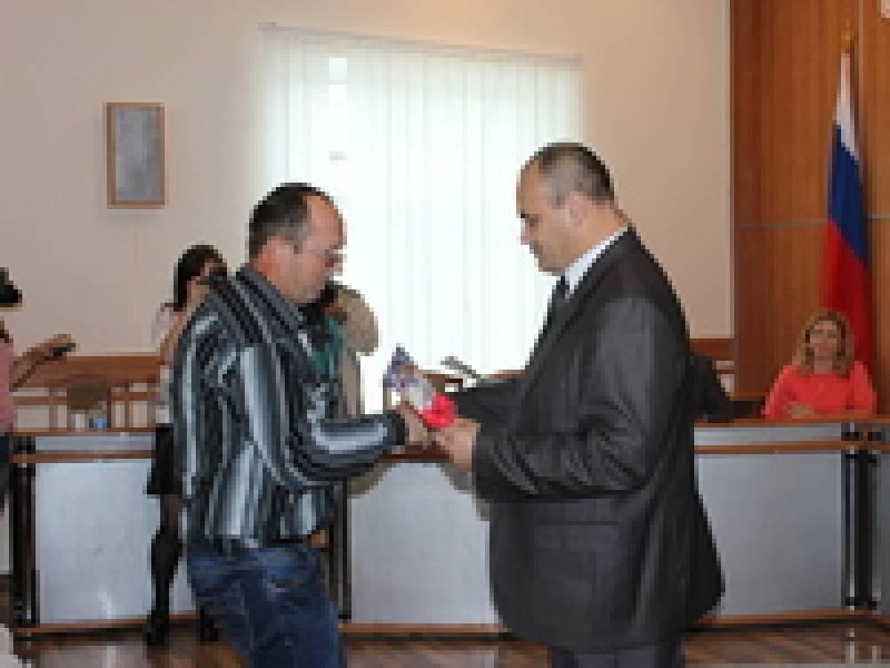 Феодосийский водоканаал отметил 70-летний юбилей