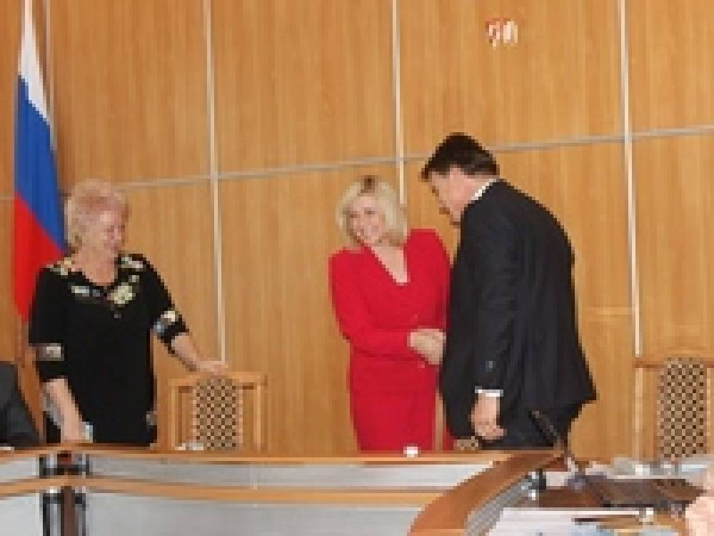 Общественники Феодосии и Щёлково подписали соглашение о сотрудничестве