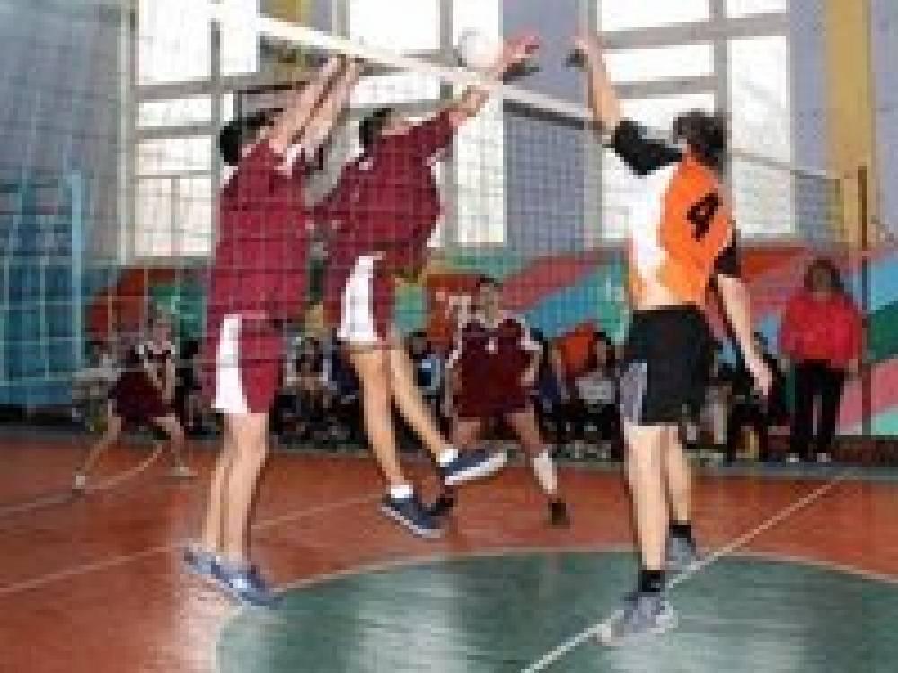 Волейбольные выходные села Береговое