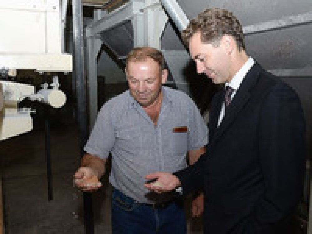 Запасов зерна в Феодосии предостаточно для местных производителей хлебобулочных изделий