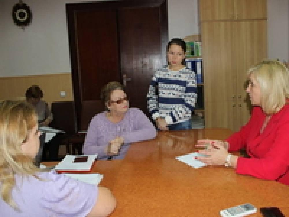 Глава Феодосийского округа провела прием граждан