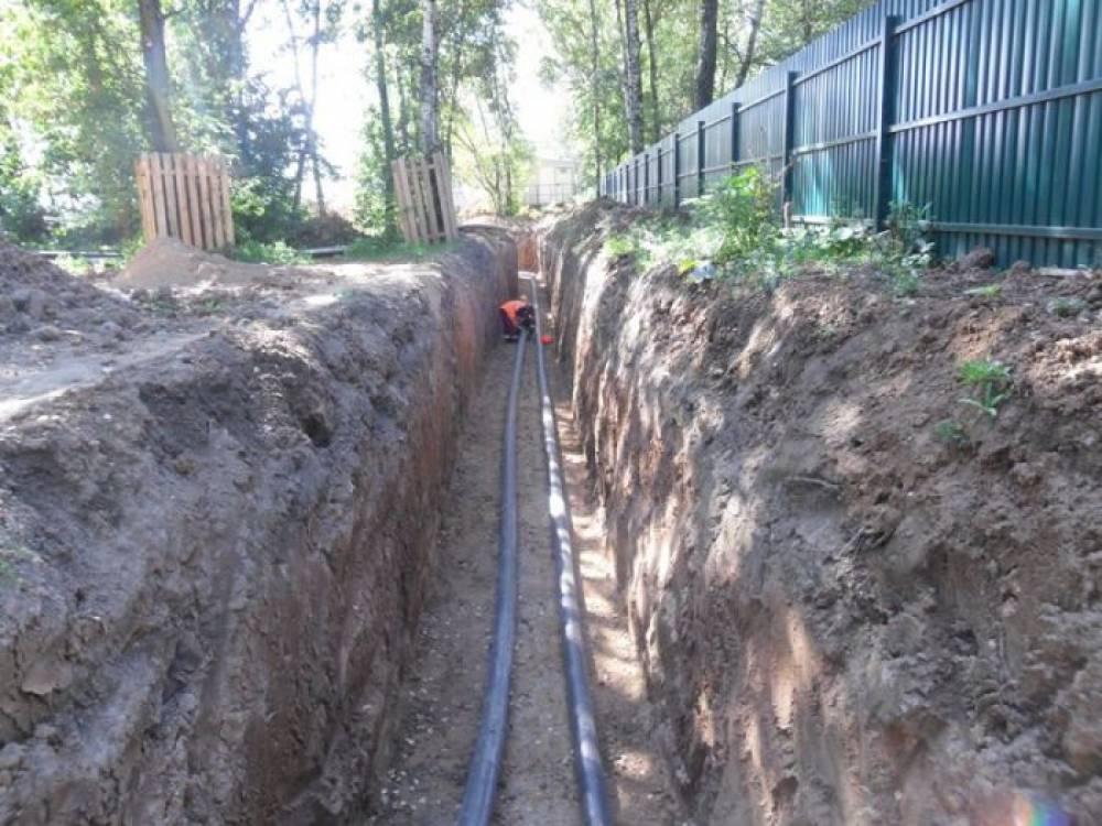 В Старом городе проведут водоснабжение