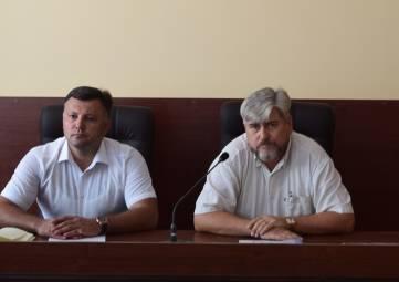 В администрации Джанкоя состоялось аппаратное совещание
